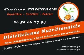 logo Corinne TRICHAUD Diététicienne-Nutritionniste