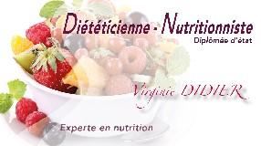 Diététicienne - DIDIER Virginie Saint Ciers sur Gironde