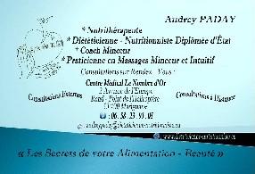 Audrey PADAY Marignane