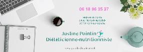 Justine Pointin Diététicienne-nutritionniste Maison de Santé Vern-sur-Seiche Vern sur Seiche