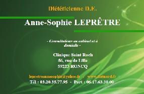 Anne-Sophie LEPRÊTRE Roncq