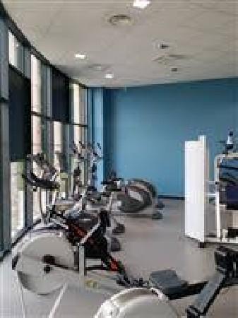 Salle fitness au sein d'AQUATIS Vitry-en-Artois