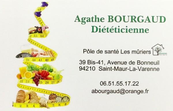 Agathe BOURGAUD La Varenne Saint Hilaire