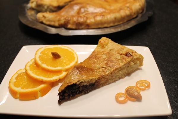 galette chocolat/orange